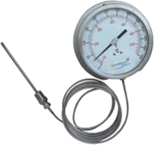 Filled System Industrial Thermometer